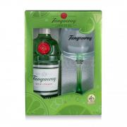 Gin Tanqueray Traditional 0,7l 43,1% + 1x sklo GB