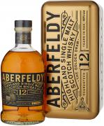 Aberfeldy 12 YO 0,7l Gold Bar