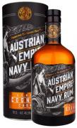 Rum Austrian Empire Navy Double Cask Cognac 0,7 l 46,5% GB