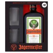JAGERMEISTER 0,7l 35% +2skla