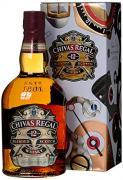 Chivas Regal 12yo 0,7 l + plechový obal
