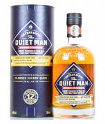 The Quiet Man Sherry Finish Aged 12y 46 % 0,7 l