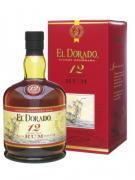 El Dorado Rum 12yo 0,7 l