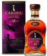 CARDHU 15YO 0.7l 40% Single malt