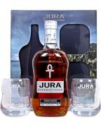 Isle Of Jura Superstition 0.7l 43% Kazeta + 2 sklenice